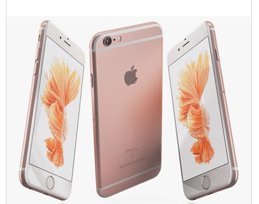 Apple iPhone 6S 128GB Rose Gold Akıllı Telefon