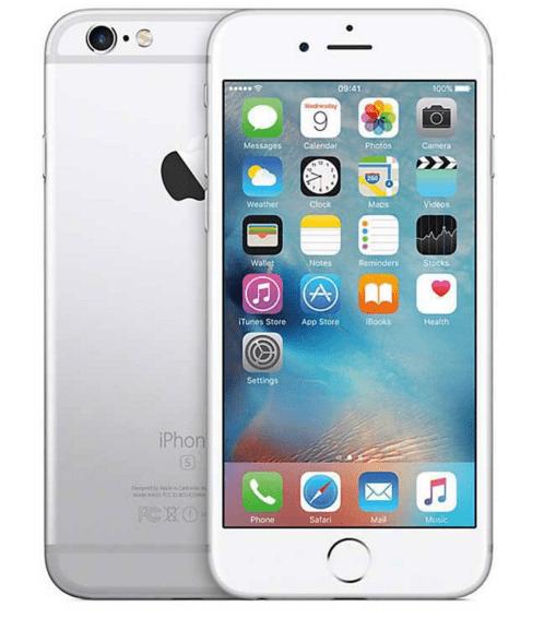 Apple iPhone 6S 128GB Silver Akıllı Telefon