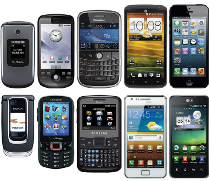 Kaçak cep telefonları