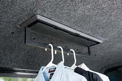 Folding Clothes Hanger Mobile Living Truck And Suv