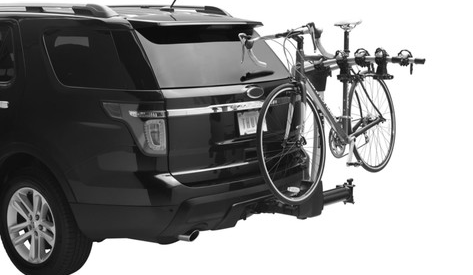 Thule Apex Swing 4 Bike 9027 Mobile Living Truck And