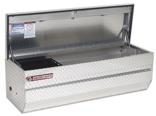 Weatherguard Model 654 0 01 All Purpose Chest Aluminum