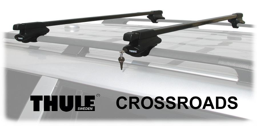 Thule Crossroad Railing Foot Pack 450 Mobile Living
