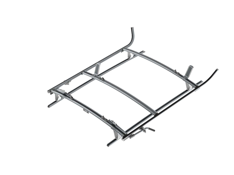 Ranger Combination Ladder Rack Model 1525mm Mobile