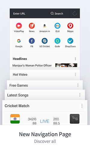 App Browser Uc Browser For Android – Download For Free