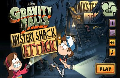 Gravity Falls Phone Wallpaper Summerween Gravity Falls Mystery Shack Attack Iphone Game Free
