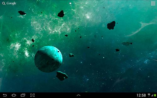 Asteroids 3d Live Wallpaper For Pc Asteroids 3d Pour Android 224 T 233 L 233 Charger Gratuitement Fond