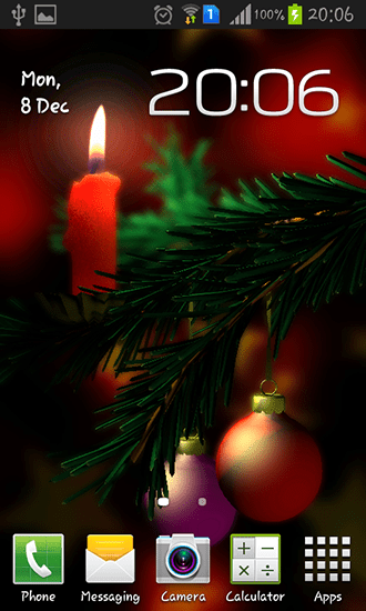 3d Live New Year Wallpaper Apk Descargar Christmas 3d Para Android Gratis El Fondo De