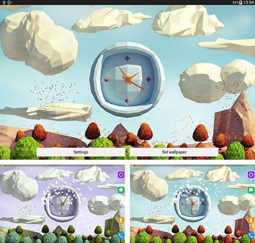 Clock Tower 3d Live Wallpaper Apk Descargar Pairs Eiffel Tower Para Android Gratis El