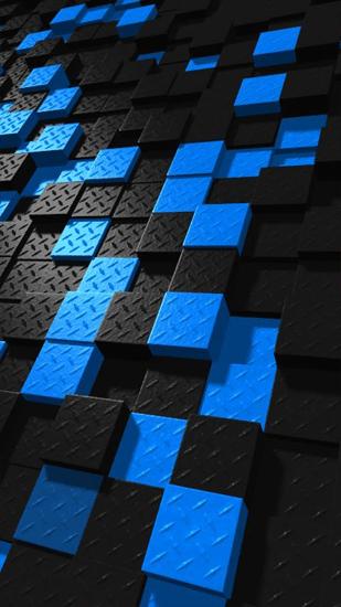 3d Cube Live Wallpaper Apk Digital Flux Pour Android 224 T 233 L 233 Charger Gratuitement Fond