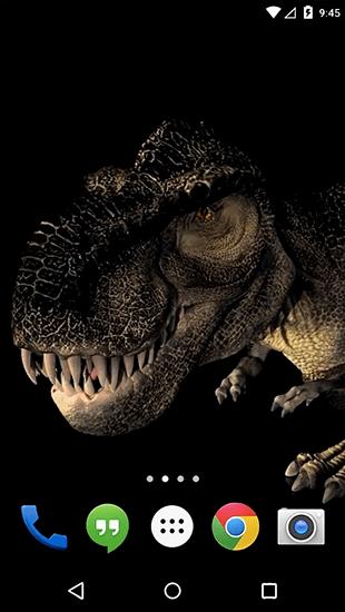 3d Live New Year Wallpaper Apk Dino T Rex 3d F 252 R Android Kostenlos Herunterladen Live