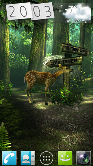 3d Parallax Wallpaper Apk Download Forest Hd Live Wallpaper For Android Forest Hd Free