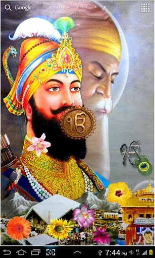 3d Christmas Live Wallpaper Full Apk Guru Gobind Singh Ji Live Wallpaper For Android Guru
