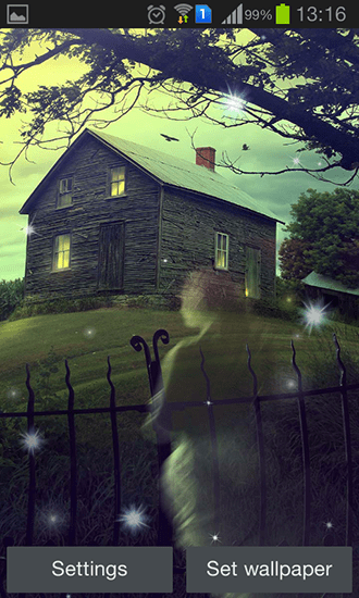 Live Wallpaper Girl Mobile Haunted House Live Wallpaper For Android Haunted House