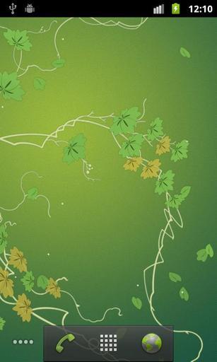 Falling Leaves Live Wallpaper Full Apk Ivy Leaf Live Wallpaper For Android Ivy Leaf Free