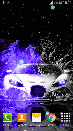 Cool Car Pc Wallpapers Neon Cars Para Android Baixar Gr 225 Tis O Papel De Parede