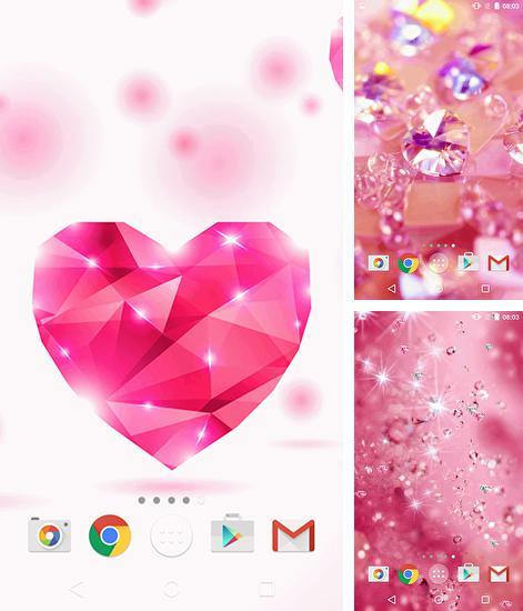 Cat Girl Live Wallpaper Apk Falling Snow Para Android Baixar Gr 225 Tis O Papel De Parede