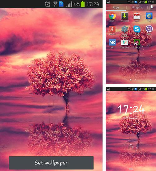 Clock Tower 3d Live Wallpaper Apk Descargar Earth And Moon In Gyro 3d Para Android Gratis