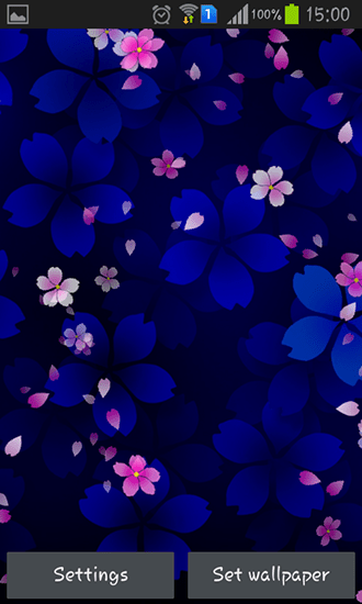Sakura Falling Live Wallpaper Apk Sakura Falling Pour Android 224 T 233 L 233 Charger Gratuitement