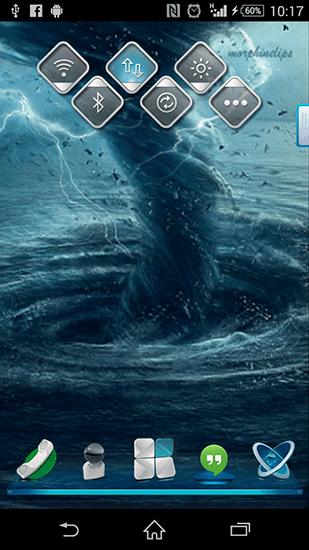 Tornado 3d Live Wallpaper Apk Descargar Tornado 3d Hd Para Android Gratis El Fondo De