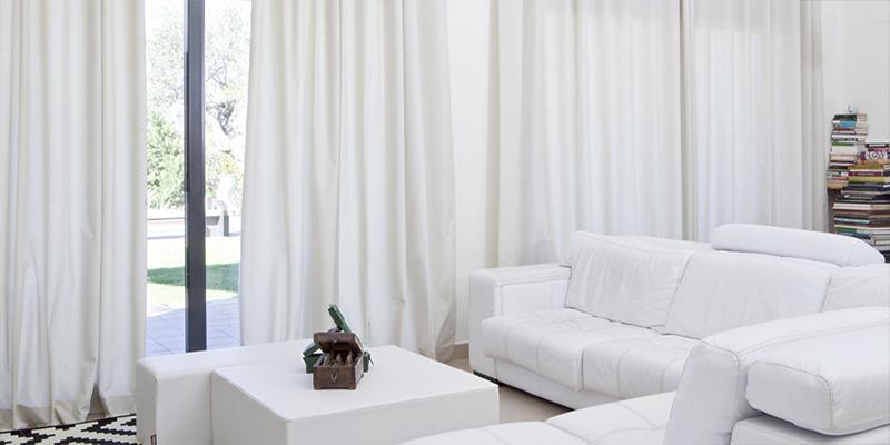 Iluminar una habitaci n oscura for Cortinas translucidas