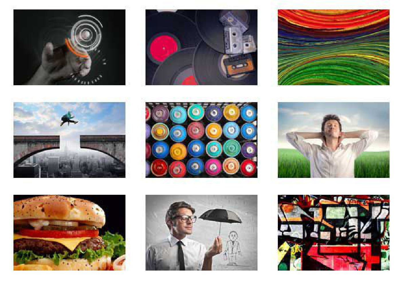 Photo Gallery Of Bootstrap Image Gallery With Responsive Grid