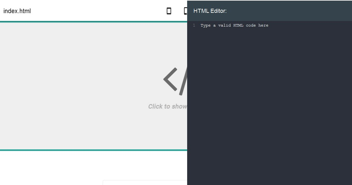 Insert 3rd party API or HTML Code to website template builder?