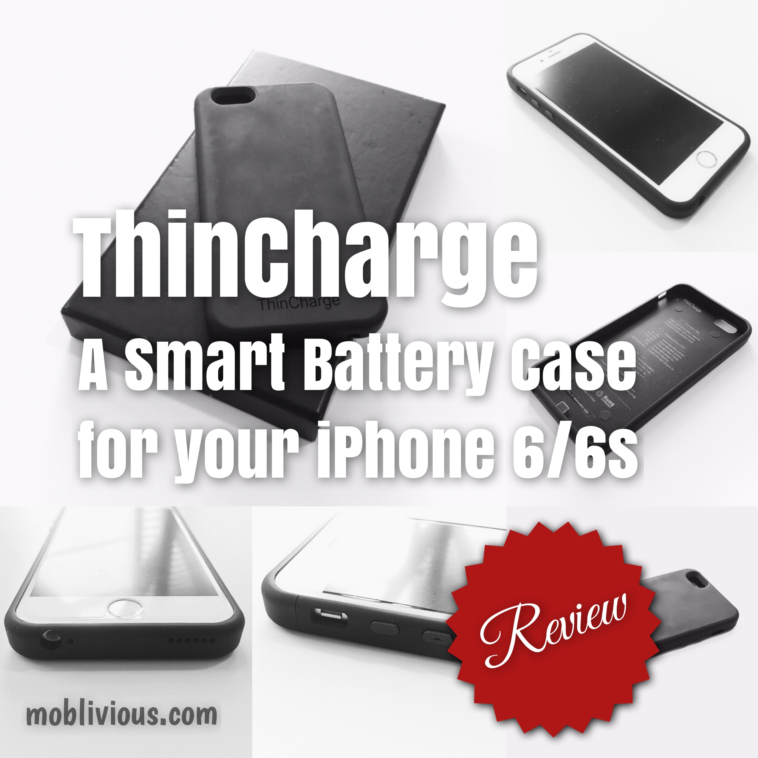 Smart Battery Thincharge A Smart Iphone Battery Case For The Power Hungry