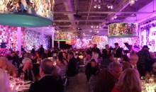 15th Anniversary Celebration decor by David Stark Design