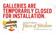 Closed for IFaces of Freedom-01