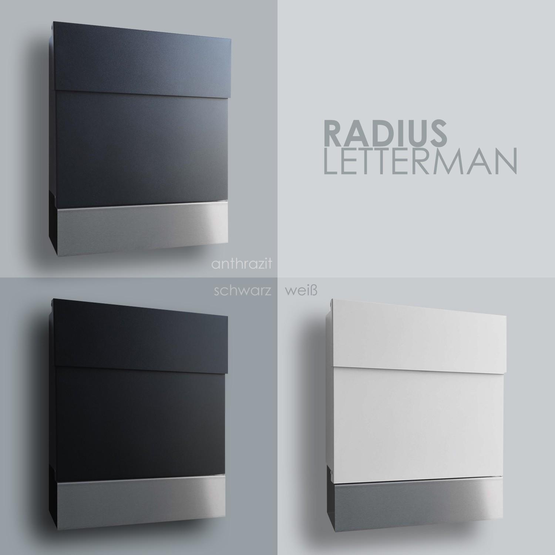 Briefkasten Letterman | Xxl Briefkasten Simple Xxl Briefkasten ...