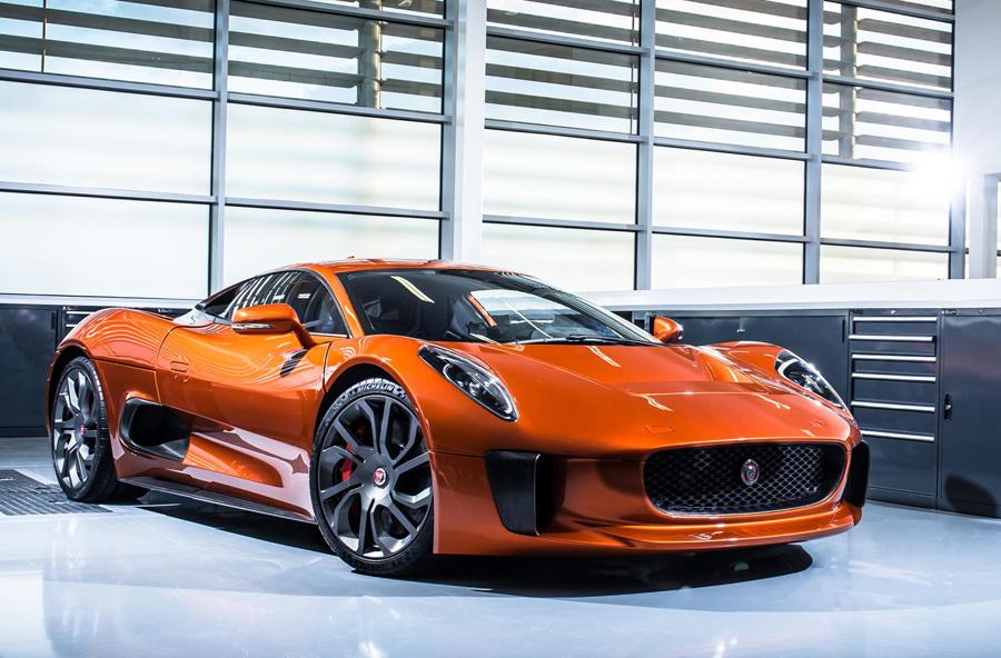 Roles Royal Car Wallpaper Jaguar C X75 Concept Car Stars In New James Bond Film