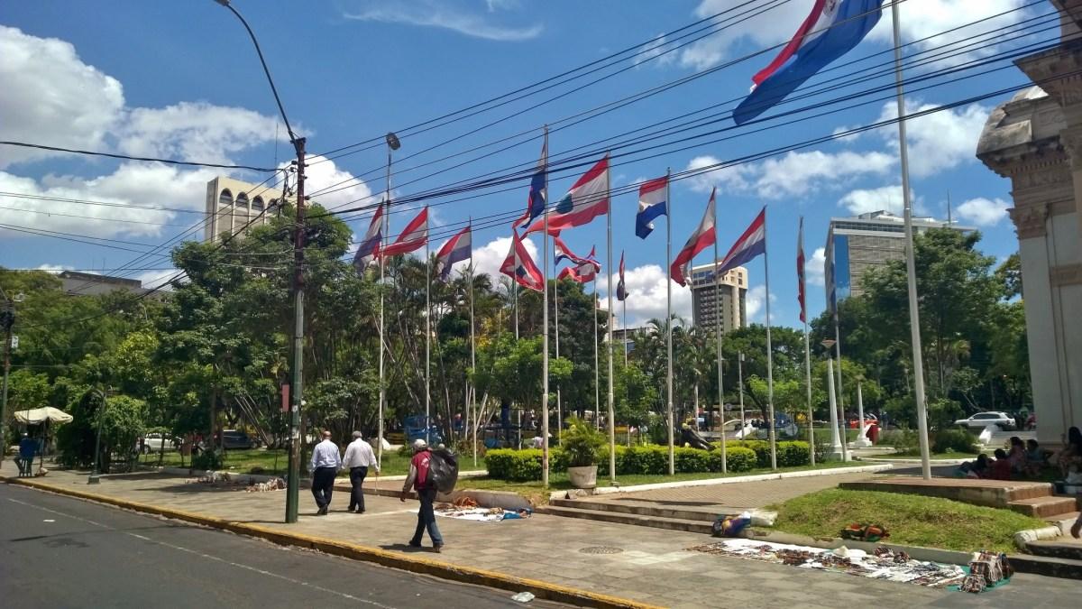 Assunção Paraguai (Mais do mesmo!)