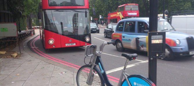 Como alugar uma bicicleta em Londres