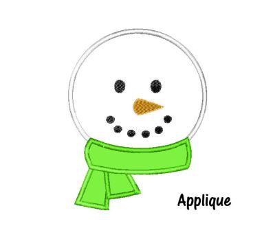 SnowmanScarf2