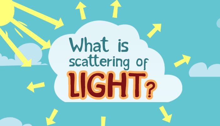 What is scattering of light? - Science for Kids Mocomi