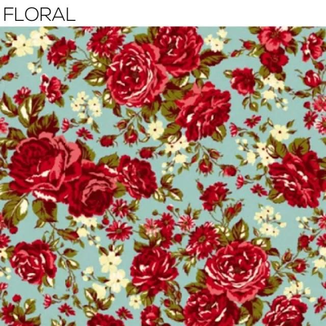 Cute Wallpaper Patterns Tipos De Estampas Florais Moda Cultura Mix