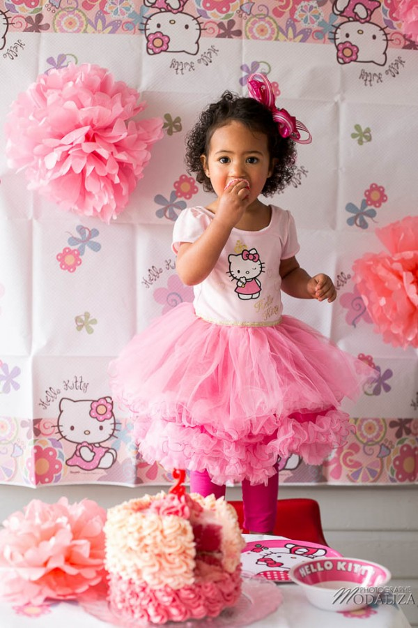 Joie Baby Website Cake Smash Hello Kitty Birthday Mon Blog Modaliza