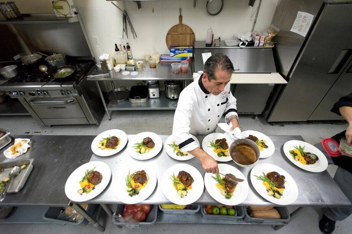 Cucina A Gas Verona Pop Up Dinners Bring Worldwide Flavors To Modesto Modesto Bee