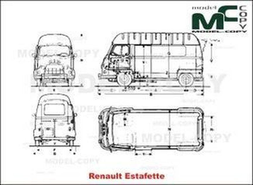 del Schaltplan for ford model a
