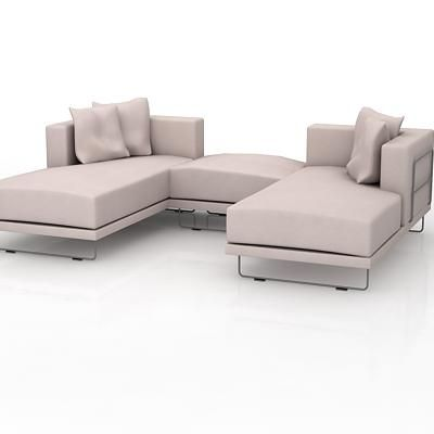 3d Model Sofa Quality Ikea Tylosand Series 004 - Ikea Sofa Quality