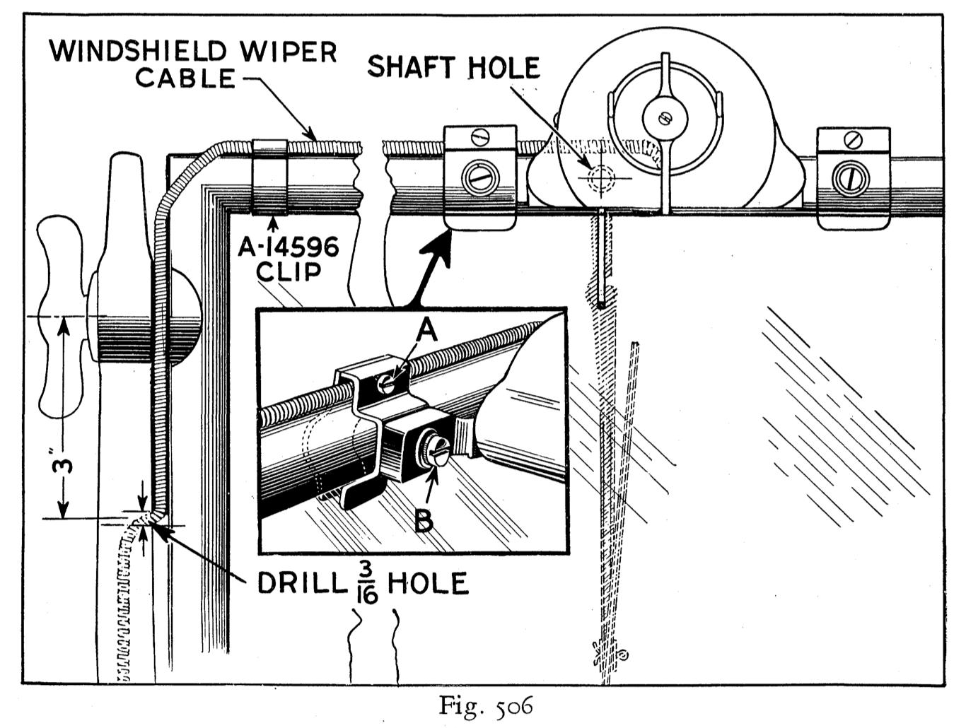 1954 hudson wiring harness