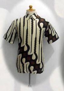 BAJU BATIK PEKALONGAN MODERN TERBARU Baju Batik Pria