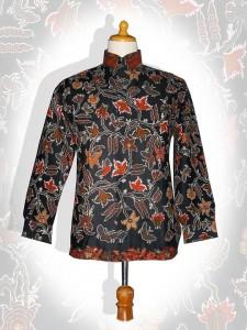 Batik Pria Model Baju Batik Modern Terbaru Pria Wanita Black