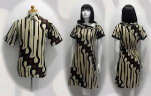 Model Baju Batik Modern Wanita MODEL BAJU BATIK MODERN TERBARU