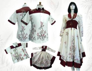 Batik Modern MODEL BAJU BATIK MODERN TERBARU PRIA WANITA