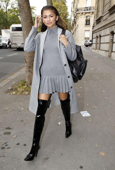 paris everyday fashion
