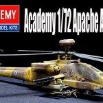 Academy 1:72 Apache AH-64A