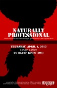 Naturally Professional Panel Discussion