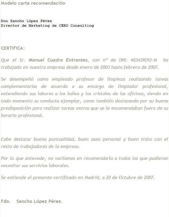 Formato Carta Referencia Familiar colbro - formato carta referencia familiar